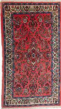 Sarouk Teppich Orientteppich Rug Carpet Tapis Tapijt Tappeto Alfombra Pink Kunst