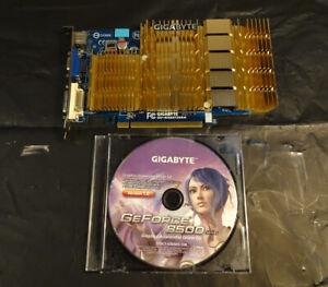 Gigabyte GV-NX85T256H Silent 256MB Video Card