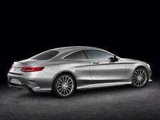 NOREV 2015 MERCEDES BENZ S CLASS COUPE SILVER 1:18 Dealer Edition In Stock Now!