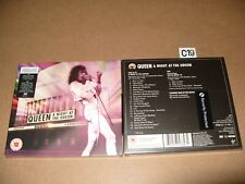 Queen A Night At The Odeon cd + dvd Digipak 2015 40th Anniversary  New & Sealed