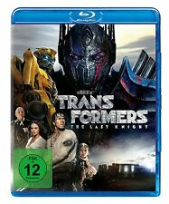 Blu-ray * TRANSFORMERS 5 - THE LAST KNIGHT | MARK WAHLBERG  # NEU OVP +