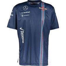 HACKETT Williams Martini Racing 2016 Formula One Replica Team T-Shirt - sz Small