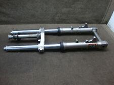 03 2003 KAWASAKI ZX1200 ZX12C NINJA FORK SET, SUSPENSION, TUBES, AXLE #YC107