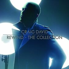 CRAIG DAVID REWIND: THE COLLECTION CD (New Release April 28th 2017)