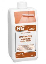 HG Golvpolish Satin Gloss Polish 1 litre Now HG Protective Coating Satin Finish
