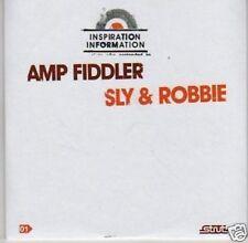 (L367) Amp Fiddler / Sly & Robbie, Crazy Day - DJ CD