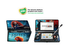 Brave Vinyl Skin Sticker for Nintendo 3DS