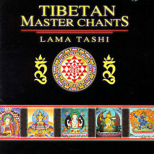 NEW Tibetan Master Chants (Audio CD)