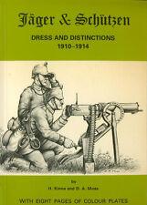 JAGER & SCHUTZEN - Dress and Disinction 1910 - 1914