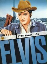 Stay Away Joe 0012569797550 With Elvis Presley DVD Region 1
