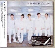 TVXQ Tohoshinki - Survivor (Single) OBI New Sealed  KPOP
