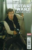 Journey To Star Wars Comic Issue 3 The Force Awakens Shattered Empire Variant