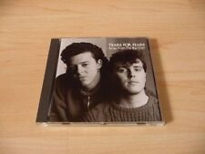 """CD Tears for Fears-CANZONI from the Big Chair - 1985 """"incl. Shout + Everybody WAN"""