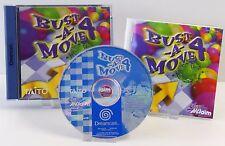 Sega Dreamcast-Bust a Move 4 + instrucciones + embalaje original
