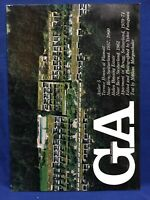 USED GA Global Architecture #23 Atelier 5 Terrace House Flamatt Japanese Book