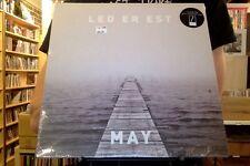 """Led Er Est May 12"""" EP sealed vinyl + mp3 download card Captured Tracks"""