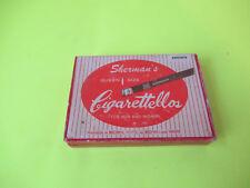VINTAGE SHERMAN'S CIGARETTELLOS CASE CIGARETTE SMALL BOX