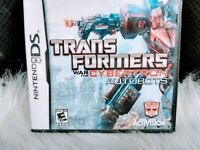 Transformers: War for Cybertron - Autobots (Nintendo DS, 2010)