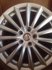 """Cerchi in lega 899 ET33 5x110 da 17"""" Alfa Romeo Giulietta Giulia 159 Brera"""