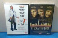 PACK 2 PELICULAS DVD ESPAÑOL - DR T Y LAS MUJERES GANGS OF NEW YORK