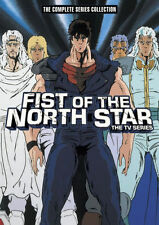 FIST OF THE NORTH STAR: COMPLETE TV SERIES - DVD - Region 1 - Sealed