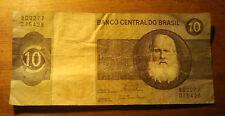 BANCO CENTRAL DO BRASIL DEZ 10 CRUZEIROS