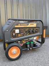 Stromerzeuger E-Start Kraft  Stromaggregat Stromgenerator 2800W  Benzin Notstrom