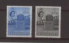 [ZZA-334]  -  Seychelles  - 1956  -  bicentenn. colonia francese    -  **  MNH