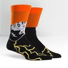 Sock It To Me Men's Crew Socks - Frankenstein's Sockster