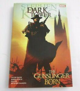 THE DARK TOWER Gunslinger Born HC Hard Cover Book Marvel Comics Stephen King