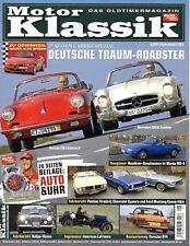 Motor Klassik 5/07 2007 NSU TTS Alpine A 110 914/4 Camaro 307 Mustang 289 MX-5