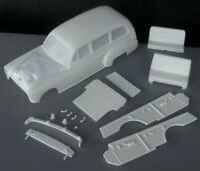 1950 OLDSMOBILE WAGON RESIN CONVERSION KIT for 1/25 REVELL 1950 OLDS COUPE KITS