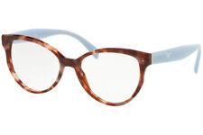 Prada Eyeglasses PR 01UV UE01O1 Pink Havana, Size 54-17-140 Optical Frame