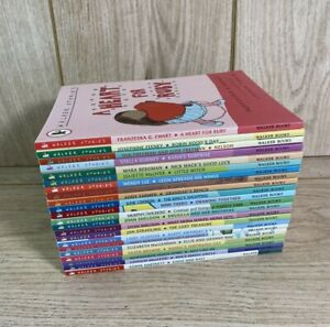 Walker Stories Early Reader, Ages 4-8 Collection of 22 Paperback Books Bundle