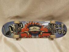 "2001 Tech Deck BLIND Ronnie Creager G2 27cm 10"" HANDBOARD Skateboard Clubber"