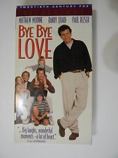 Bye Bye, Love VHS Movie 1995 from Private Collection