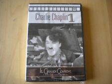 Charlie Chaplin 1 Charlot principiante nottambulo roxeur nel parco DVD nuovo