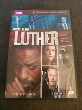Luther Series 1, 2, & 3 (DVD, 2010, 2-Disc Set)