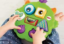 Fisher-Price SILLY SHAPE SORTING MONSTER PUZZLE Toddler Activity Toy