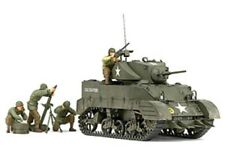 Tamiya 1/35 M5A1 with 4 Figures -35313