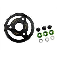 Hot Racing STE875 Traxxas 2WD Slash/Stampede 2WD 75T 48P Steel Spur Gear