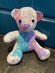 Personalised Memory Bear Handmade Sentimental - Funky Friend Factory