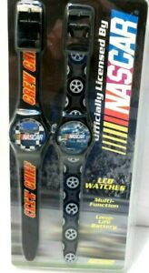 Nascar Officially Licensed LCD Watches 2004 NEW