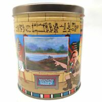 Boy Scout Awards Canister Collectible Tin Storage Container