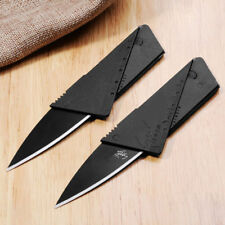 New Cardsharp Credit Card Folding Sharp Wallet Knife Survival Tools Thin Useful