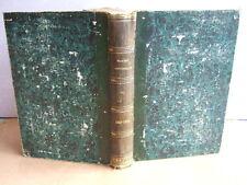 Edouard CHARTON : LE MAGASIN PITTORESQUE TOME 29 et 30. Années 1861 et 1862