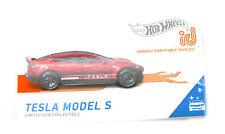 Hot Wheels Tesla Model S ID rot 1:64
