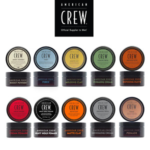 American Crew Hair Styling Product For Men Premium Class