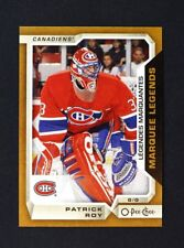 2018-19 18-19 Upper Deck UD O-Pee-Chee OPC Marquee Legends #ML-5 Patrick Roy