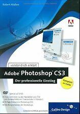 Adobe Photoshop CS3 - Der professionelle Einstieg (inkl.... | Buch | Zustand gut